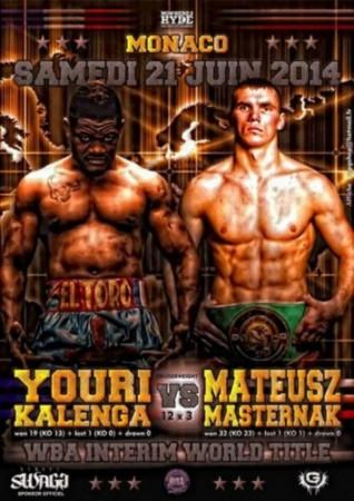 Masternak - Kalenga poster