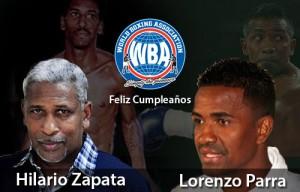 """Felicidades Hilario Zapata y """"Lencho"""" Parra"""