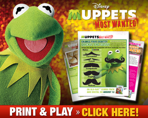 Download Muppets Most Wanted Recipes & Secret Identity