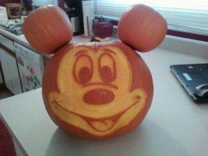 Disney Jack_O_Lantern