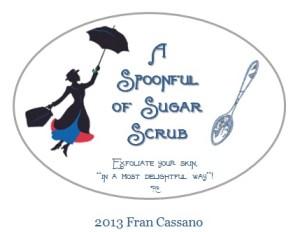 Spoonful of Sugar Scrub Labels Photo