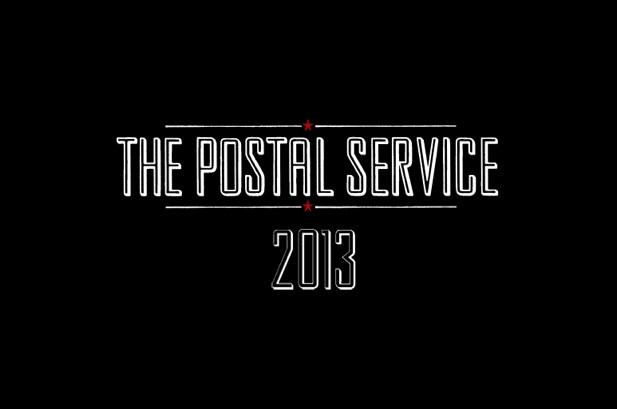 Postal Service 2013