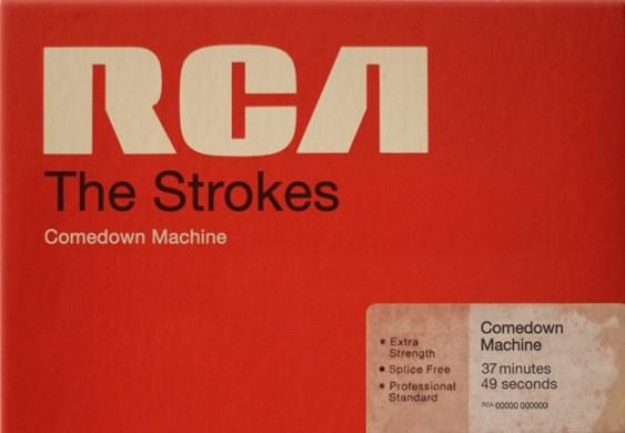 The Strokes - Cmedown Machine