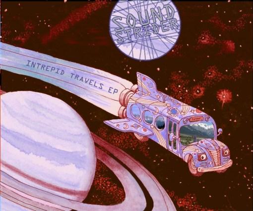 Sound Strider -  Intrepid Travels EP