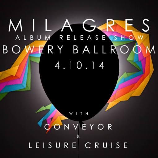 Milagres - Bowery
