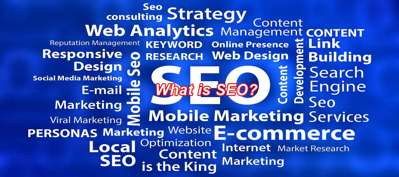 Weapons of SEO - What is SEO