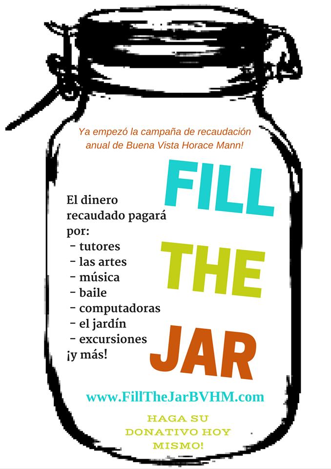Contact us: FTJSpanish. Fill the Jar ...
