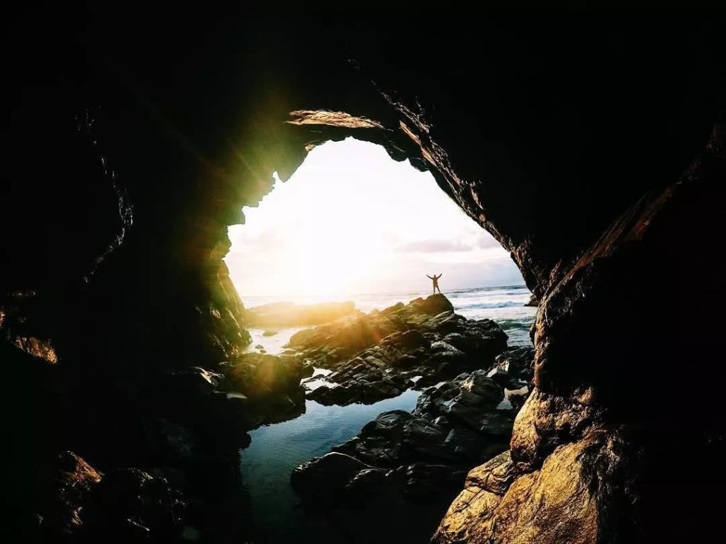 Secret caves and hidden beaches Have you explored Noosa Nationalhellip