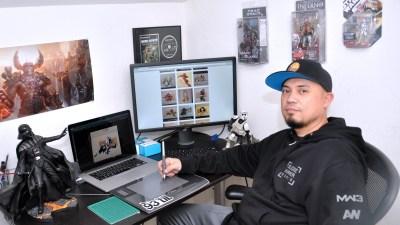 Tristan Sacramento – Senior Animator