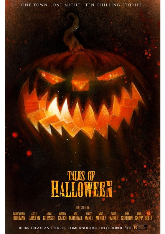 TALES OF HALLOWEEN – Original Motion Picture Soundtrack Available ...