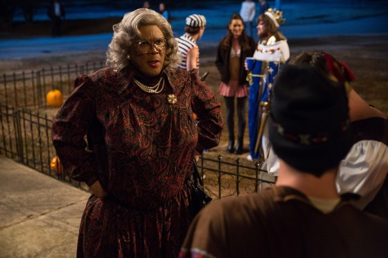 Watch Tyler Perry In The New BOO! A MADEA HALLOWEEN Trailer - We ...