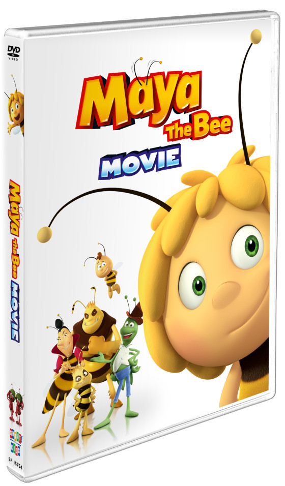 Kids And Parents Across North America Will Soon Be Enamored By The World Famous Little Bee Named Maya Her Insect Friends When International Smash