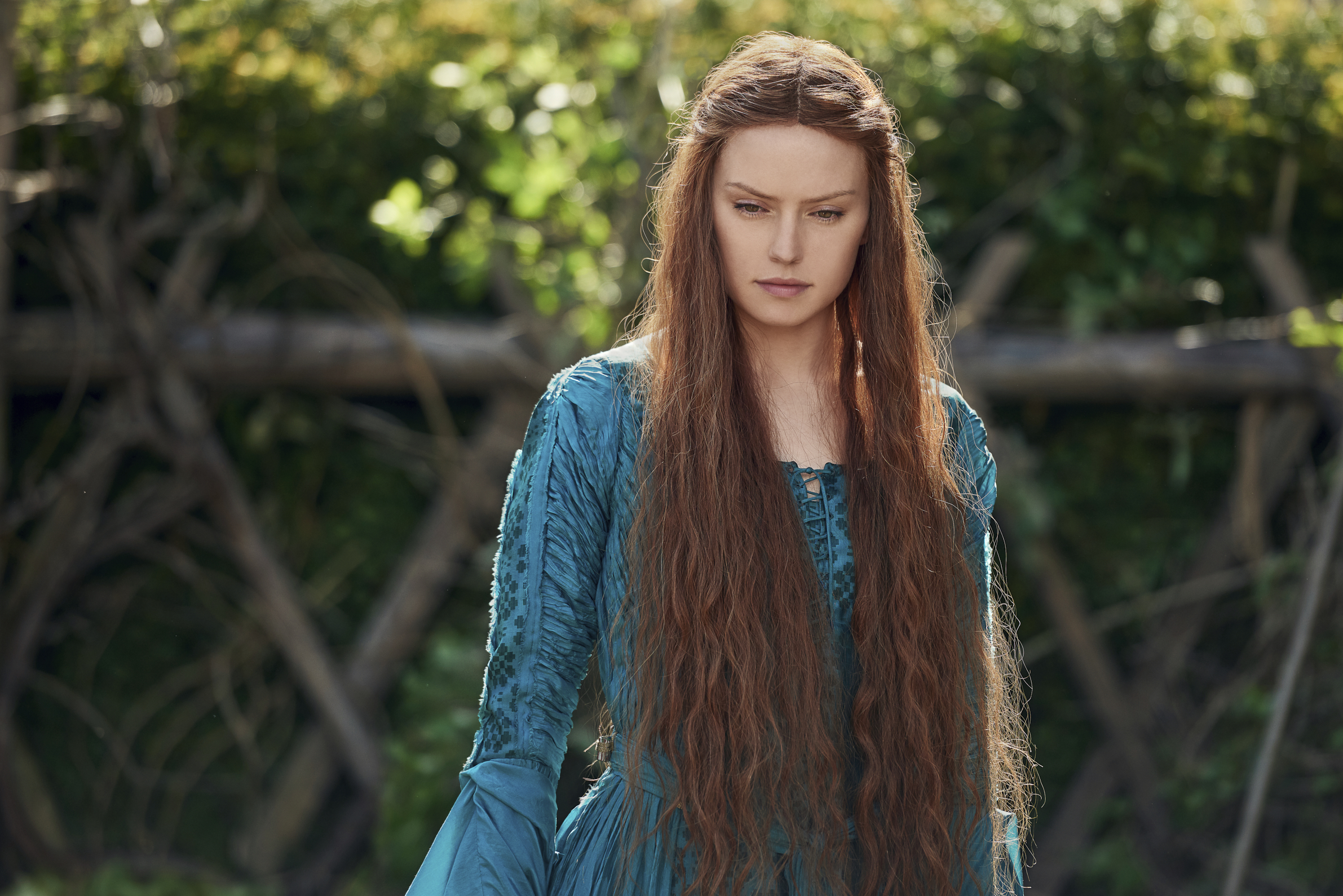 First look at Daisy Ridley as Ophelia in Shakespeare switch-up