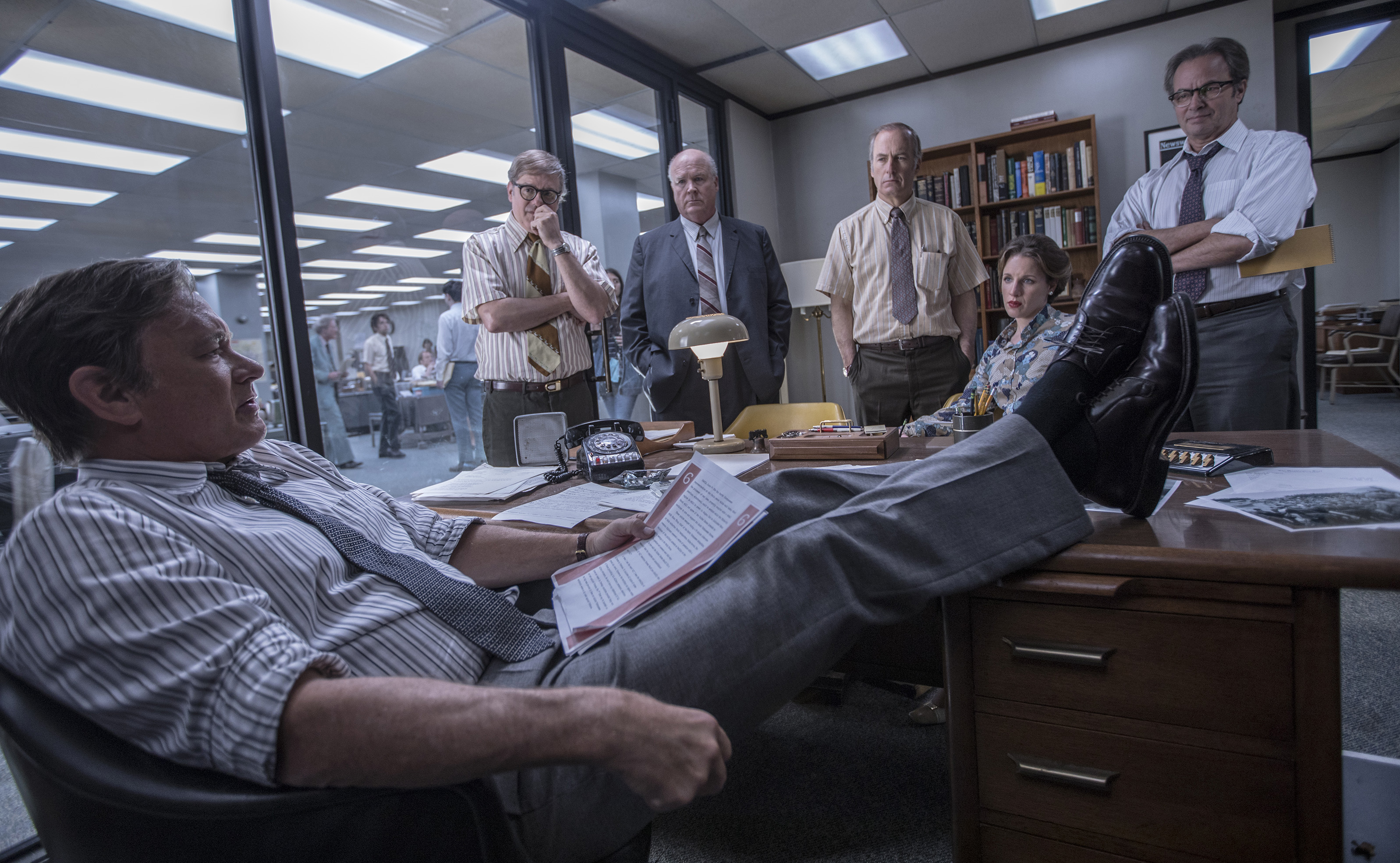 Steven Spielberg's Latest Film Has Journalists Fighting the Government