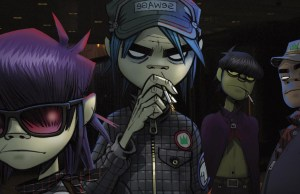 soundspace, gorillaz, vic mena,