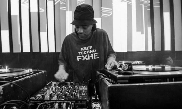 soundspace, omar-s, detroit, FXHE records, house