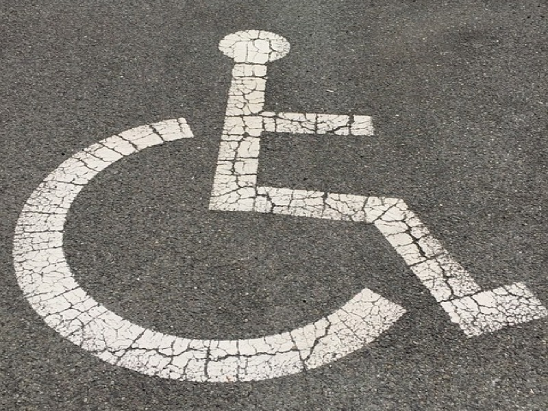 disabled featured