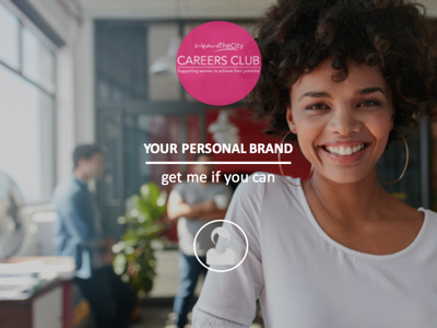 Your Personal Brand feature