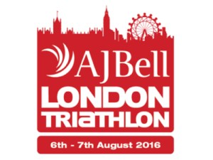 AJ Bell London Triathlon in aid of Wellbeing of Women