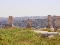 Amman uitzicht vanaf citadel
