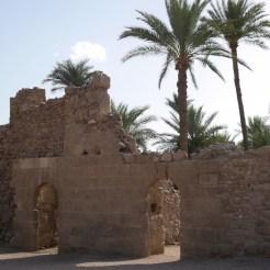 Aqaba ruines jordanie