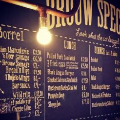Bar brouw hotspot oost amsterdam