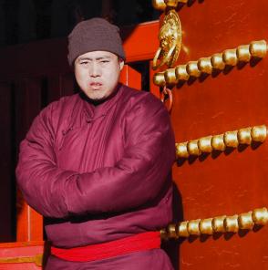 Beijing lama Tempel china