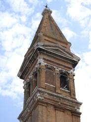 Burano eiland toren