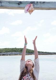 Exumas Bahamas Conch Shell