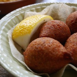 kibbeh eten in jordanie