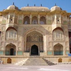 Gouden driehoek india Amber Fort