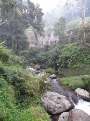 Gunung Kawi omgeving