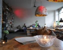 Lobby restaurant lounge michel berger hotel
