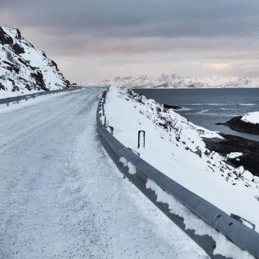 Noord noorwegen roadtrip