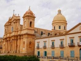 Noto architectuur oostkust sicilie
