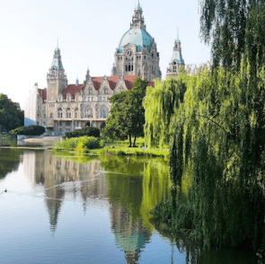 Rathaus neues hannover