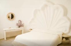 Seashell house slaapkamer