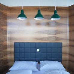 Slaapkamer hotel daniel wenen