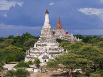 Tempels Bagan Birma
