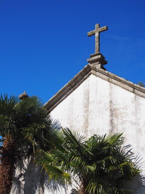 Kerkje Noord Portugal