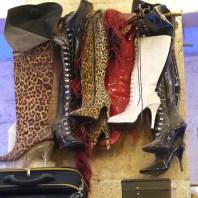 Vintage schoenen parijs