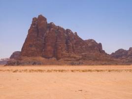 Wadi rum rotsen