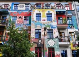 Wandelen rondom boxhagener platz berlijn