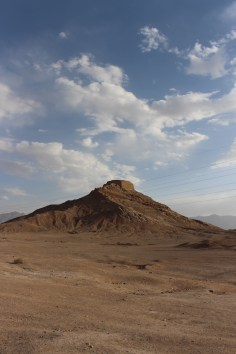 zoroastr-in-yazd-landschap