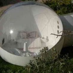 bubbel tent