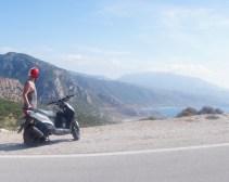 karpathos scooter grieks eiland ontdekken