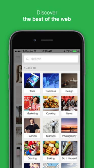 reisapp feedly