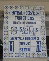 tourism office sao luis brazilie