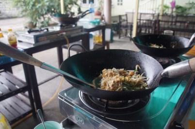 wokken kookcursus thailand