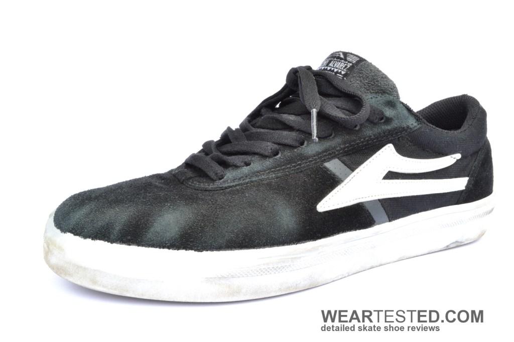 Vorne ganzer Schuh 1